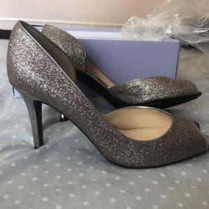 Marc Fisher Glitter Heels